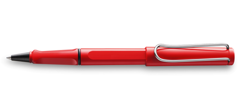 Bút Lamy safari shiny red 316