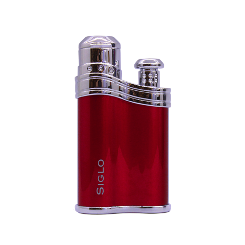 Bật lửa Siglo Bean shape lighter red