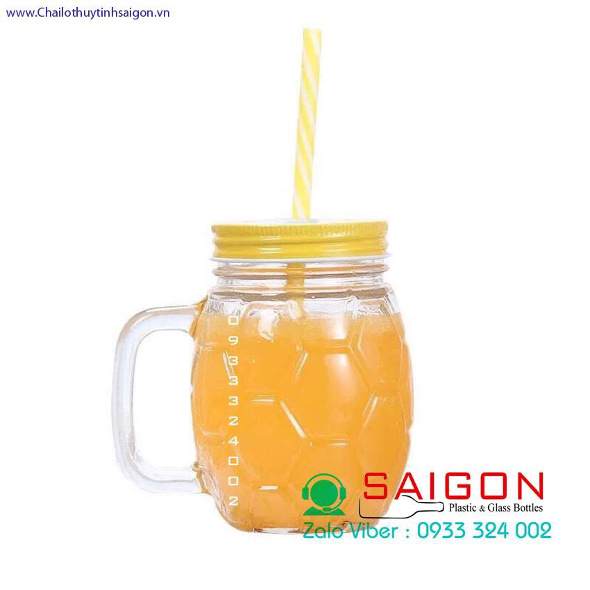 Ly Quai Banh 500ml