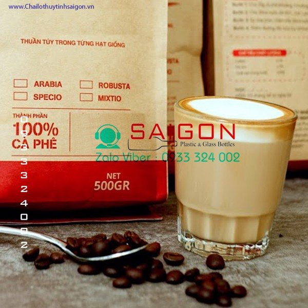 Ly Phin cafe đái sọc 160ml