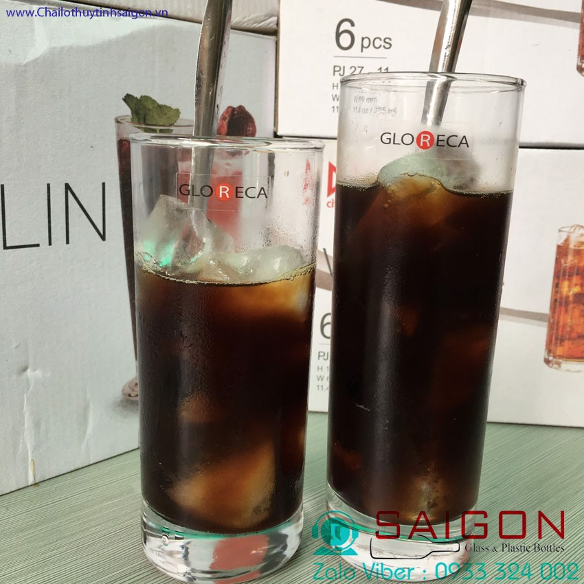 Ly ống Cafe Cao 310ml