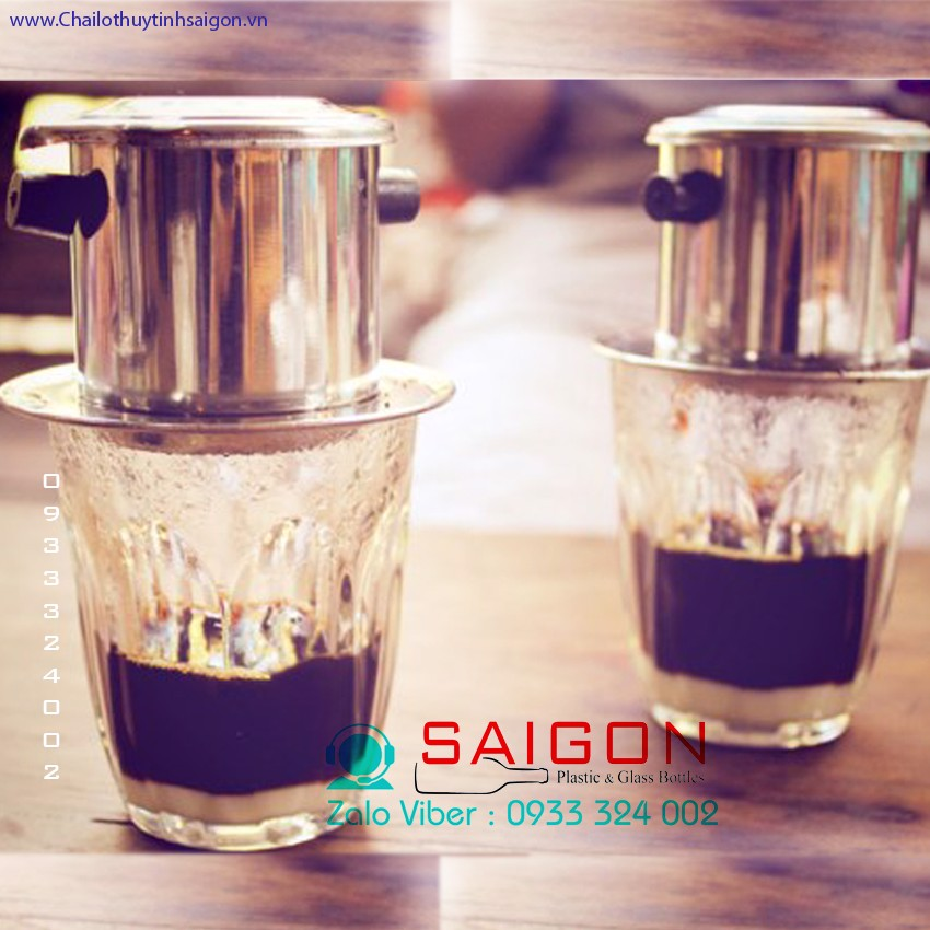 Ly Phin cafe Sọc 210ml