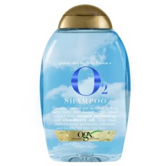 Dầu gội - xả OGX Gravity-Defying & Hydration O2 385ml