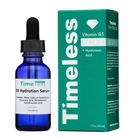 Timeless Skin Care Vitamin B5 Hyaluronic Acid 30 ml