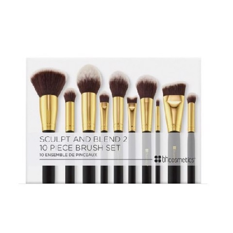 BH Cosmetics Sculpt And Blend 2 10 Piece Brush Set