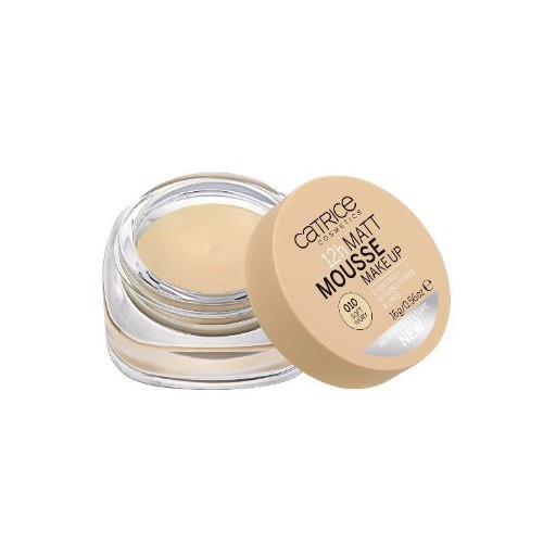 Catrice Mousse Matt Make Up