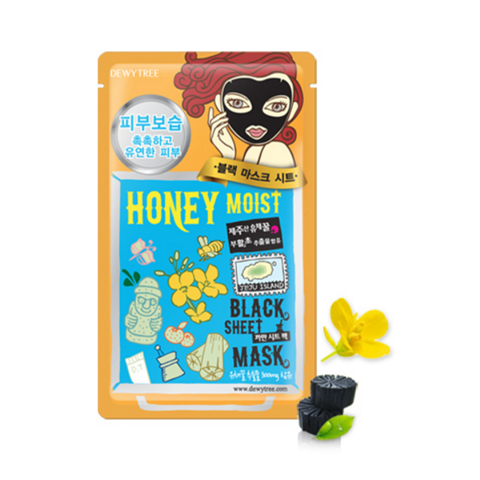 Dewy Tree Black Sheet Mask