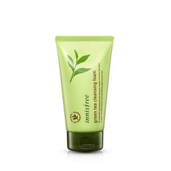 Sữa rửa mặt‬ Innisfree Green Tea Cleansing Foam