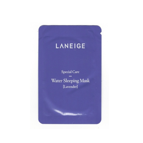 Laneige Water Sleeping Mask Lavender Sample