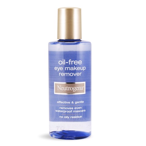 Tẩy trang Neutrogena Oil free Eye Makeup Remover 162ml