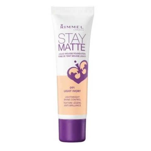 Kem Nền Rimmel Stay Matte 30ml