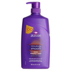 Aussie Shampoo Smooth 865ml