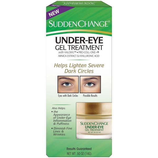 Sudden Change Under-Eye Gel Treatment