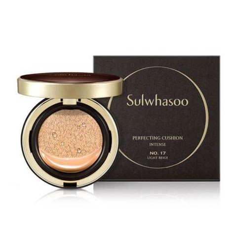 Suhwhasoo Perfecting Cushion Intense