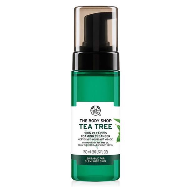 The Body Shop Tea Tree Skin Clearing Foaming Cleanser 150ml