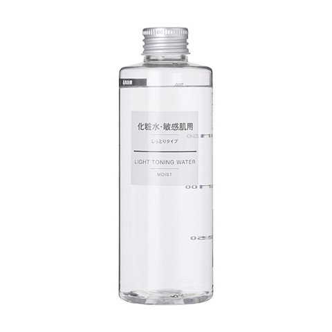 Muji Japan Light Toninng Water Moisture