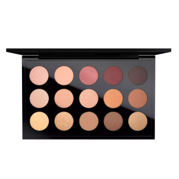 Bảng Phấn Mắc MAC Eye Shadow Warm Neutral x15 Palette