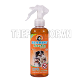 BEARING Tick and Flea Dog Spray 250ml