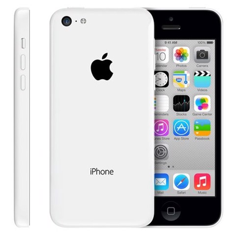 iPhone 5C 8GB White 99%