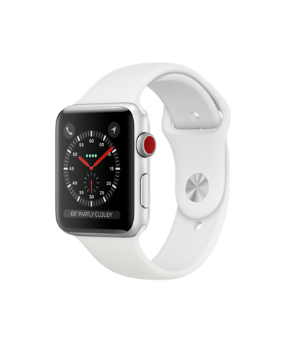 Apple Watch Series 3 4G 38mm Xách Tay Mỹ MQJN2(E-sim)