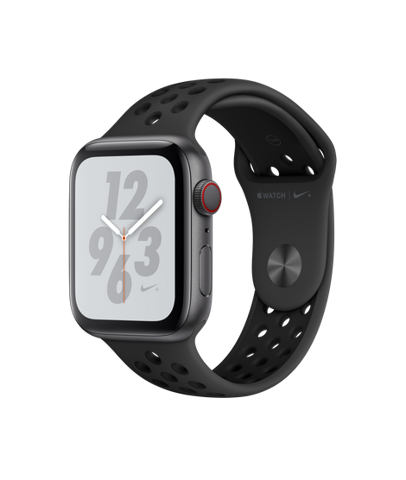 Apple Watch Nike+Series 4 (40mm) +4G Space Gray Aluminum Case with Anthracite/Black Nike Sport Band