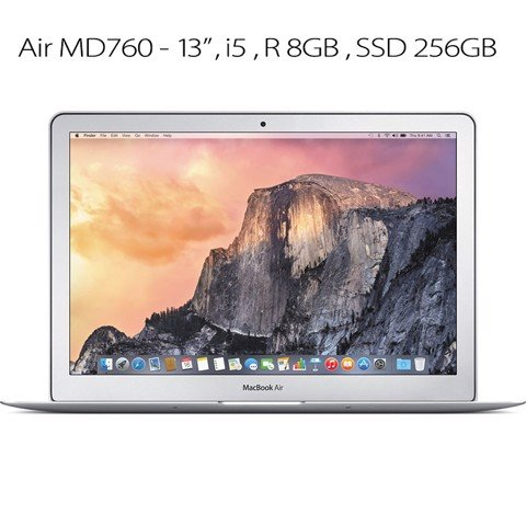 MacBook Air 13 inch CPU i5 Ram 8GB SSD 256GB (MD760) 99%