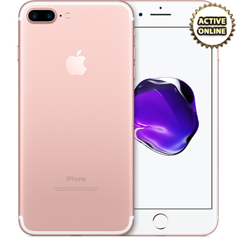iPhone 7 Plus 128GB Hàng Mỹ LL - Active Online