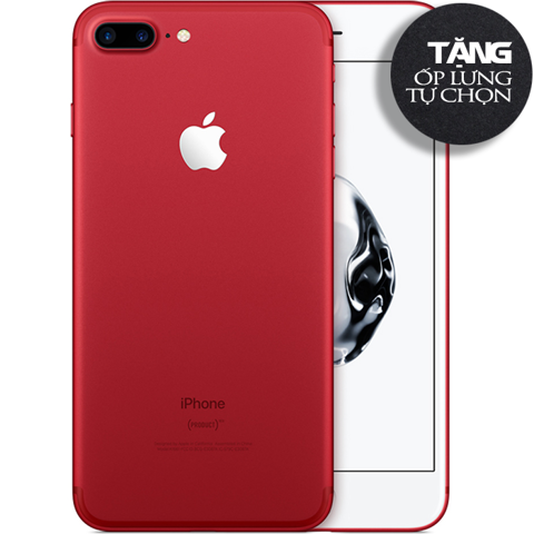 iPhone 7 Plus 128GB Red - New 99%