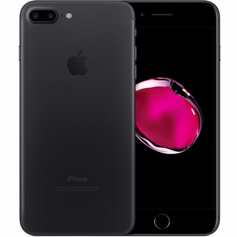 IPhone 7 Plus Lock 128GB Black FullBox New  - Iphone Lock xách tay Mỹ