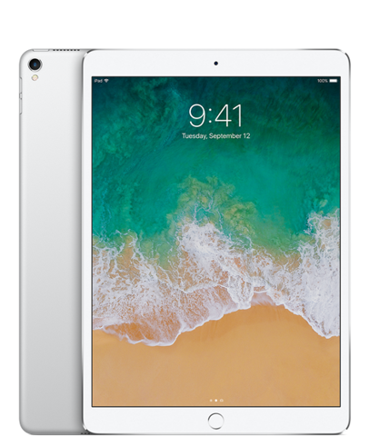iPad Pro 10.5 inch 64GB+4G Silver New 100% Active