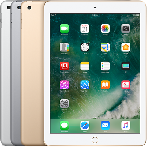 iPad New 2017 9.7 inch 128GB 4G 99%