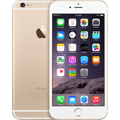 iPhone 6S Plus 64GB Gold - New 99%