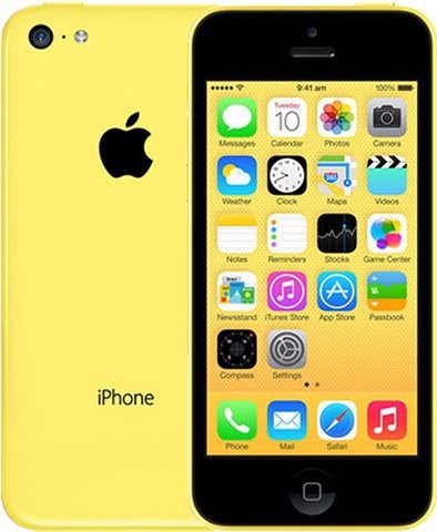 iPhone 5C 8GB Yellow 99%