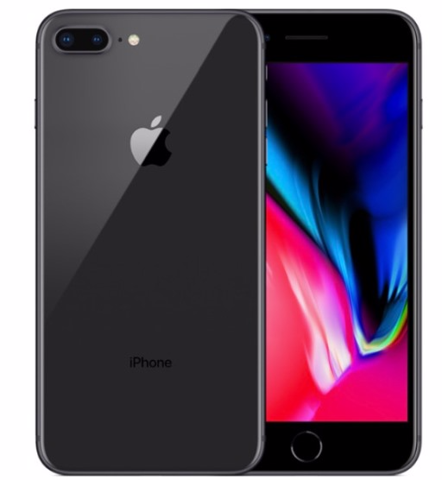 IPhone 8 Plus 256GB Gray New 99%-BH Rơi Vỡ Trọn Năm