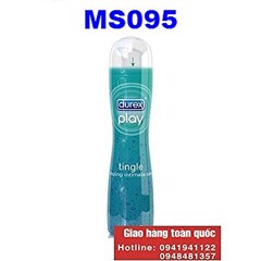GEL BÔI TRƠN DUREX PLAY TINGLE|MS095