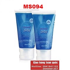 GEL BÔI TRƠN DUREX PLAY 50ML|MS094