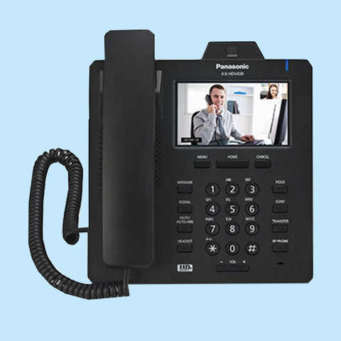 IP Phone Panasonic KX-HDV430