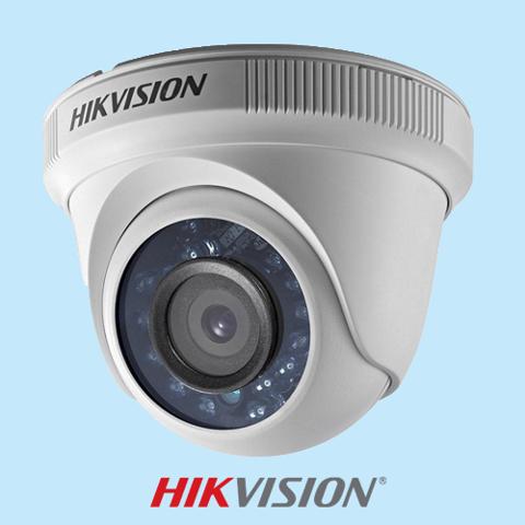 DS-2CE56D0T-IR : Camera tubor TVI Hikvision 2M