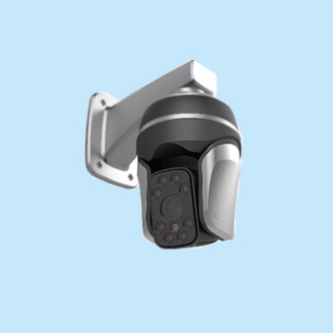 SPH200IR : Camera P/T/Z IP IR. (auto dome Network camera) SAMBO - XUẤT XỨ KOREA