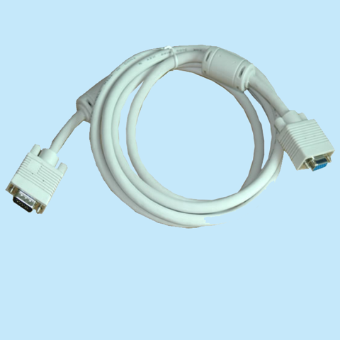 Cable VGA 5m   (3+6C trắng )