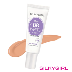 Kem nền Silkygirl Magic BB White Cream