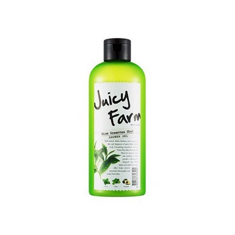 Gel tắm Missha Juicy Farm Shower Gel - my greentea shot