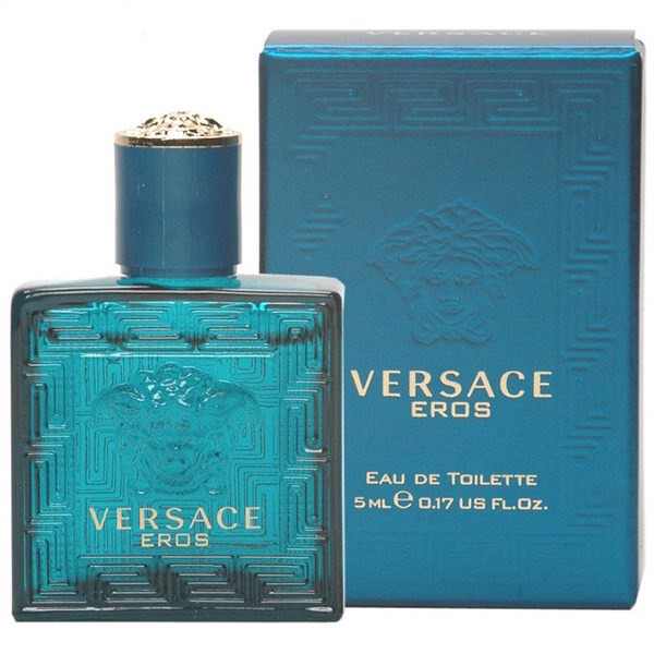 Versace Eros For Men EDT 5ML