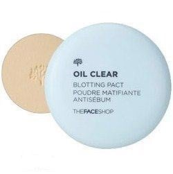 Phấn kiềm dầu TFS OIL CLEAR SMOOTH&BRIGHT PACT SPF30 PA++