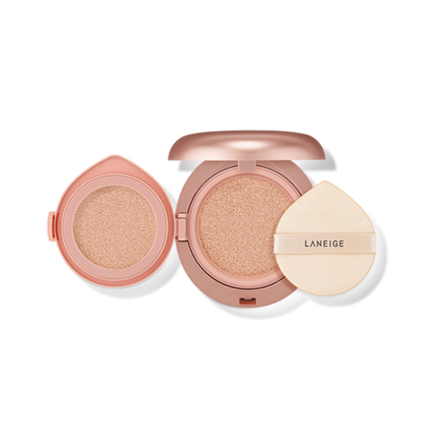 Phấn Nước 2 Trong 1 Laneige Layering Cover Cushion & Concealing Base