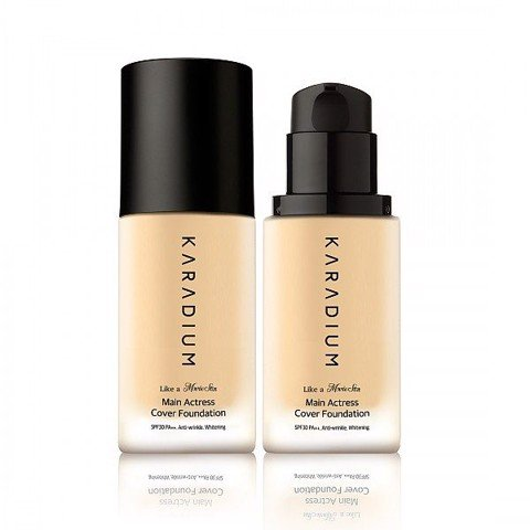 Kem nền lọ karadium Like a Movie Star Cover Foundation