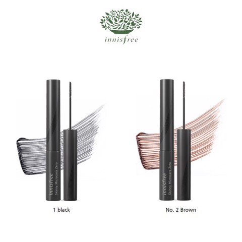 Mascara Innisfree Skinny Microcara Zero Waterproof