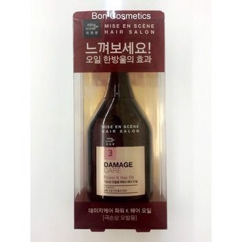 Tinh Dầu Dưỡng Tóc Mise en Scène Damage Care Power K Hair Oil (70ml)