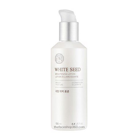 Sữa dưỡng The Face Shop White Seed Lotion