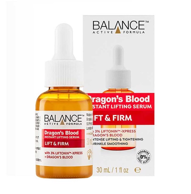 Tinh Chất Dưỡng Da Balance Active Formula Dragon's Blood Instant Lifting Serum
